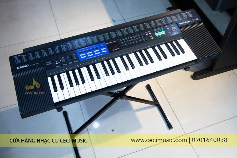 Casio CT470