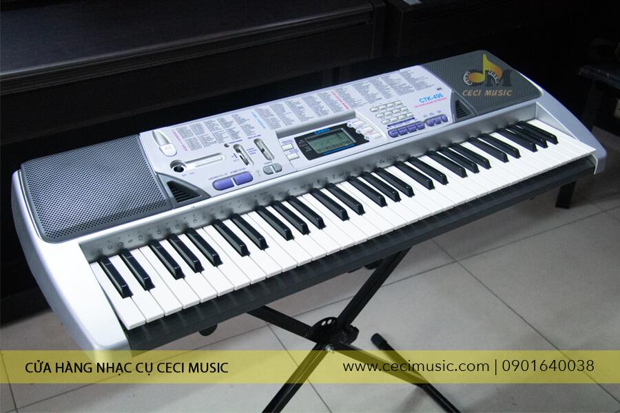 Casio CTK496