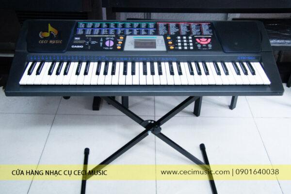organ-casio-ctk-501-keys