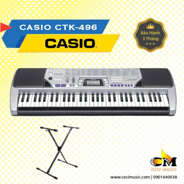 organ-casio-ctk496